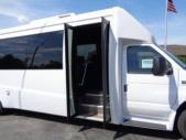 2021 Berkshire Coach Ultra 28 Ford 23 Passenger Luxury Bus Interior-BERK2113-10
