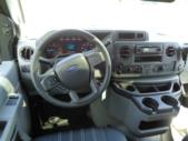 2021 Berkshire Coach Ultra 28 Ford 23 Passenger Luxury Bus Interior-BERK2113-18