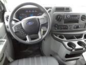 2023 Berkshire Coach Ultra 28 Ford 24 Passenger Shuttle Bus Interior-BERK2276-19