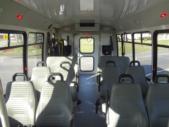 2022 Elkhart Coach ECII Ford 8 Passenger and 4 Wheelchair Shuttle Bus Interior-EC10504-12