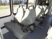 2022 Elkhart Coach ECII Ford 8 Passenger and 4 Wheelchair Shuttle Bus Interior-EC10504-15