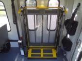 2022 Elkhart Coach ECII Ford 8 Passenger and 4 Wheelchair Shuttle Bus Interior-EC10504-16