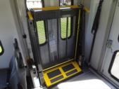 2021 Elkhart Coach ECII Ford 16 Passenger and 2 Wheelchair Shuttle Bus Interior-EC10600-14