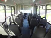 2021 Elkhart Coach ECII Ford 16 Passenger and 2 Wheelchair Shuttle Bus Interior-EC10600-17