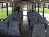 2021 Elkhart Coach ECII Ford 16 Passenger and 2 Wheelchair Shuttle Bus Interior-EC10600-9
