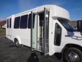 2019 Elkhart Coach ECII Ford 8 Passenger and 4 Wheelchair Shuttle Bus Interior-EC10674-11