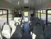 2019 Elkhart Coach ECII Ford 8 Passenger and 4 Wheelchair Shuttle Bus Interior-EC10674-12