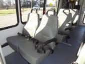 2019 Elkhart Coach ECII Ford 8 Passenger and 4 Wheelchair Shuttle Bus Interior-EC10674-15