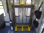 2019 Elkhart Coach ECII Ford 8 Passenger and 4 Wheelchair Shuttle Bus Interior-EC10674-16