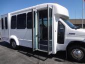 2019 Elkhart Coach ECII Ford 12 Passenger and 2 Wheelchair Shuttle Bus Interior-EC11200-10