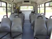 2019 Elkhart Coach ECII Ford 12 Passenger and 2 Wheelchair Shuttle Bus Interior-EC11200-11