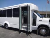 2021 Elkhart Coach ECII Ford 14 Passenger Shuttle Bus Interior-EC11329-10