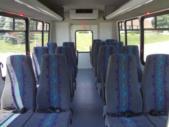 2021 Elkhart Coach ECII Ford 14 Passenger Shuttle Bus Interior-EC11329-11