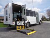 2022 Elkhart Coach ECII Ford 14 Passenger Shuttle Bus Interior-EC11694-10