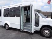 2022 Elkhart Coach ECII Ford 14 Passenger Shuttle Bus Interior-EC11694-11