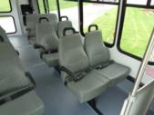 2022 Elkhart Coach ECII Ford 14 Passenger Shuttle Bus Interior-EC11694-14