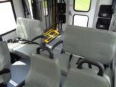 2022 Elkhart Coach ECII Ford 14 Passenger Shuttle Bus Interior-EC11694-16