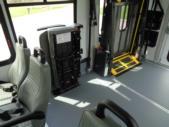 2022 Elkhart Coach ECII Ford 14 Passenger Shuttle Bus Interior-EC11694-17