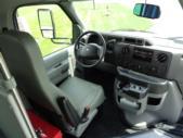 2022 Elkhart Coach ECII Ford 14 Passenger Shuttle Bus Interior-EC11694-18
