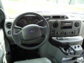 2022 Elkhart Coach ECII Ford 14 Passenger Shuttle Bus Interior-EC11694-19