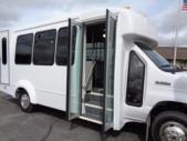 2020 Elkhart Coach ECII Ford 12 Passenger and 2 Wheelchair Shuttle Bus Interior-EC12268-10