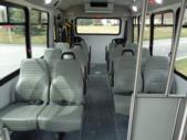 2020 Elkhart Coach ECII Ford 12 Passenger and 2 Wheelchair Shuttle Bus Interior-EC12268-11