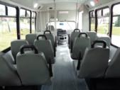 2020 Elkhart Coach ECII Ford 12 Passenger and 2 Wheelchair Shuttle Bus Interior-EC12268-12