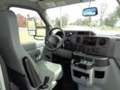 2020 Elkhart Coach ECII Ford 12 Passenger and 2 Wheelchair Shuttle Bus Interior-EC12268-18