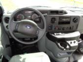 2020 Elkhart Coach ECII Ford 12 Passenger and 2 Wheelchair Shuttle Bus Interior-EC12268-19