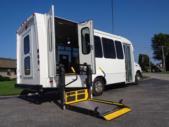 2020 Elkhart Coach ECII Ford 8 Passenger and 4 Wheelchair Shuttle Bus Interior-EC12320-10