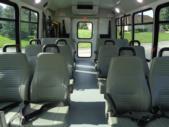 2020 Elkhart Coach ECII Ford 8 Passenger and 4 Wheelchair Shuttle Bus Interior-EC12320-11