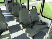 2020 Elkhart Coach ECII Ford 8 Passenger and 4 Wheelchair Shuttle Bus Interior-EC12320-13