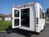 2020 Elkhart Coach ECII Ford 8 Passenger and 4 Wheelchair Shuttle Bus Interior-EC12320-9