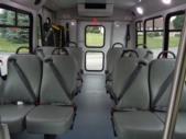 2020 Elkhart Coach ECII Ford 8 Passenger and 2 Wheelchair Shuttle Bus Interior-EC12324-12