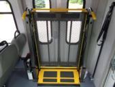 2020 Elkhart Coach ECII Ford 8 Passenger and 2 Wheelchair Shuttle Bus Interior-EC12324-16