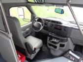 2020 Elkhart Coach ECII Ford 8 Passenger and 2 Wheelchair Shuttle Bus Interior-EC12324-18