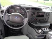 2020 Elkhart Coach ECII Ford 8 Passenger and 2 Wheelchair Shuttle Bus Interior-EC12324-19
