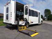 2021 Elkhart Coach ECII Ford 0 Passenger and 7 Wheelchair Shuttle Bus Interior-EC12384-10
