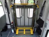 2021 Elkhart Coach ECII Ford 0 Passenger and 7 Wheelchair Shuttle Bus Interior-EC12384-15