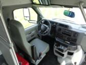 2021 Elkhart Coach ECII Ford 0 Passenger and 7 Wheelchair Shuttle Bus Interior-EC12384-17