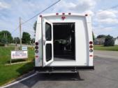 2021 Elkhart Coach ECII Ford 0 Passenger and 7 Wheelchair Shuttle Bus Interior-EC12384-9