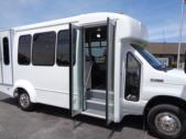 2021 Elkhart Coach ECII Ford 12 Passenger and 2 Wheelchair Shuttle Bus Interior-EC12405-10