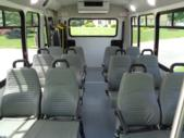 2021 Elkhart Coach ECII Ford 12 Passenger and 2 Wheelchair Shuttle Bus Interior-EC12405-11