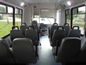 2021 Elkhart Coach ECII Ford 12 Passenger and 2 Wheelchair Shuttle Bus Interior-EC12414-13