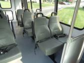 2021 Elkhart Coach ECII Ford 12 Passenger and 2 Wheelchair Shuttle Bus Interior-EC12414-14