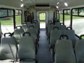 2021 Elkhart Coach ECII Ford 16 Passenger and 2 Wheelchair Shuttle Bus Interior-EC12427-10