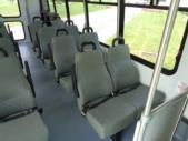 2021 Elkhart Coach ECII Ford 16 Passenger and 2 Wheelchair Shuttle Bus Interior-EC12427-12