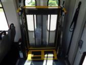 2021 Elkhart Coach ECII Ford 16 Passenger and 2 Wheelchair Shuttle Bus Interior-EC12427-16