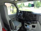 2021 Elkhart Coach ECII Ford 16 Passenger and 2 Wheelchair Shuttle Bus Interior-EC12427-18