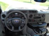 2021 Elkhart Coach ECII Ford 16 Passenger and 2 Wheelchair Shuttle Bus Interior-EC12427-19